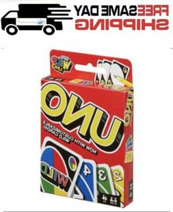 UNO CARD GAME   - Family- Friends  Fast Shipping FREE a ship