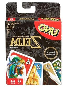 UNO The Legend of Zelda includes Special Rule UNO Card Game