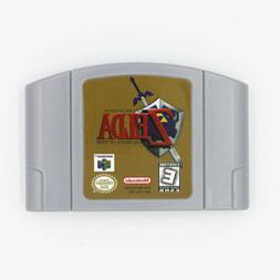 US SELLER The Legend of Zelda Ocarina of Time for Nintendo N