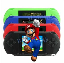 US STOCK! PXP3 Game Console Handheld Portable 16 Bit Retro V