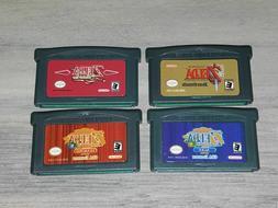 Video Game Cartridge Card The Legend of Zelda Series Gameboy
