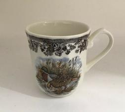 Churchill Vintage Game Archive Illustrations Cup