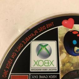 vintage microsoft xbox magazine demo video game