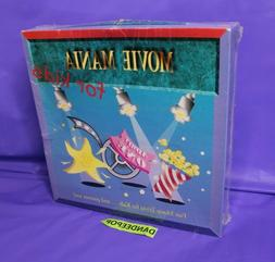 Vintage Movie Mania For Kids Trivia Game Toy Sealed 1995 End