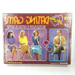 VTG Chuck Barris Prod. 1987 Pressman The All New Dating Game