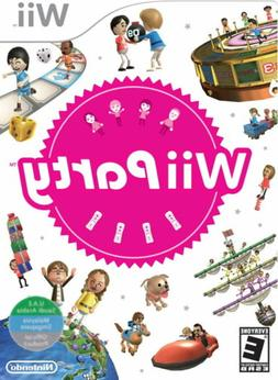 Wii Party - Nintendo Wii , Classic Wii Game, Party-Arcades]