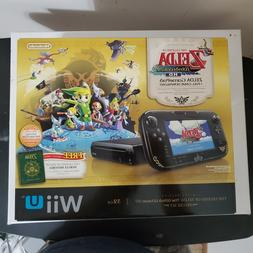 Wii U Zelda Limited Edtion Console with Box