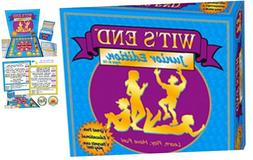 Wit's End Junior - Board Game for Kids Ages 8-12