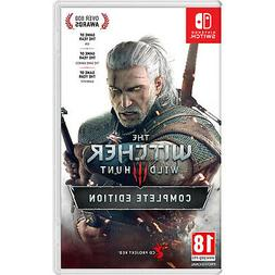 witcher 3 wild hunt complete edition nintendo