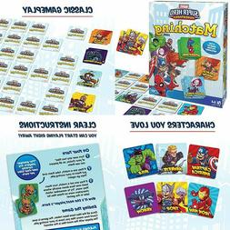 Wonder Forge Marvel Matching Game for Boys and Girls Age 3 t