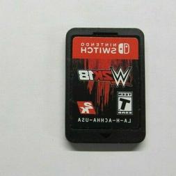 WWE 2K18 Standard Edition - Nintendo Switch  READ