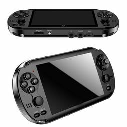 """X9S 5.1"""" 8GB 128Bit Portable Handheld Game Console MP3 Video"""