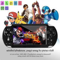"X9S Portable 5.0"" 8GB 32Bit Video MP3 Player Camera Handheld"