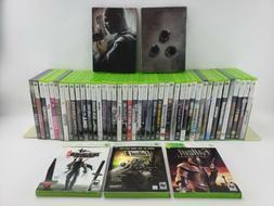 Xbox 360 Games & Kinect You Pick & Choose Video Games Lot Sa