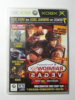 XBOX OFFICIAL MAGAZINE GAME DEMO DISC W/CASE DECEMBER 2006 #