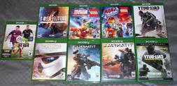 Xbox One Games x9: Marvel Super Heroes, Lego Movie Game, Tit