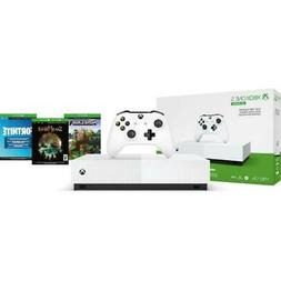 Xbox One S 1TB All-Digital Edition Console with 3 Games