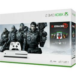 Xbox One S 1TB Gears 5 Console Bundle
