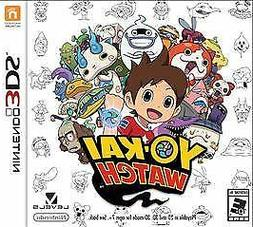 Yo-Kai Watch YoKai Nintendo 3DS, 3DSXL, New3DS, 2DS Game BRA
