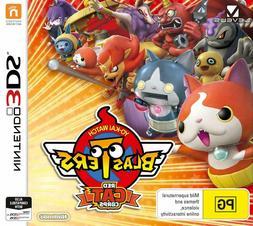 Yo Kai Yokai Watch Blasters Red Cat Corps Game Nintendo 3DS