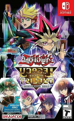 Yu-Gi-Oh! Legacy of Duelist  Brand New Factory Sealed