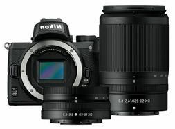 Nikon Z 50 20.9MP with 16-50mm + 50-250mm Lenses Kit Mirrorl
