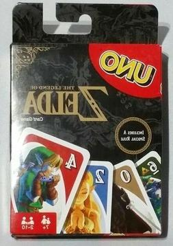 """Zelda"" Uno Card Game / Brand New"
