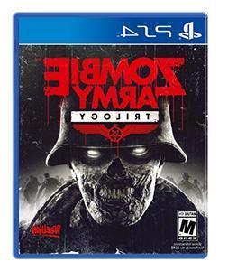 Zombie Army Trilogy  PS4  NEW